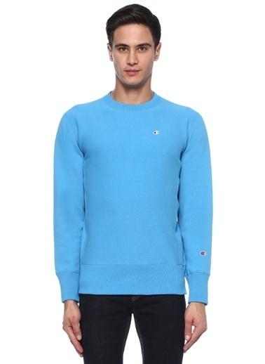 Champion Sweatshirt Mavi